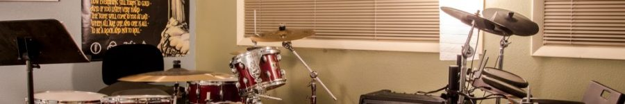 Bang Your Head…Or Drums: Take Drum Lessons At Silversound