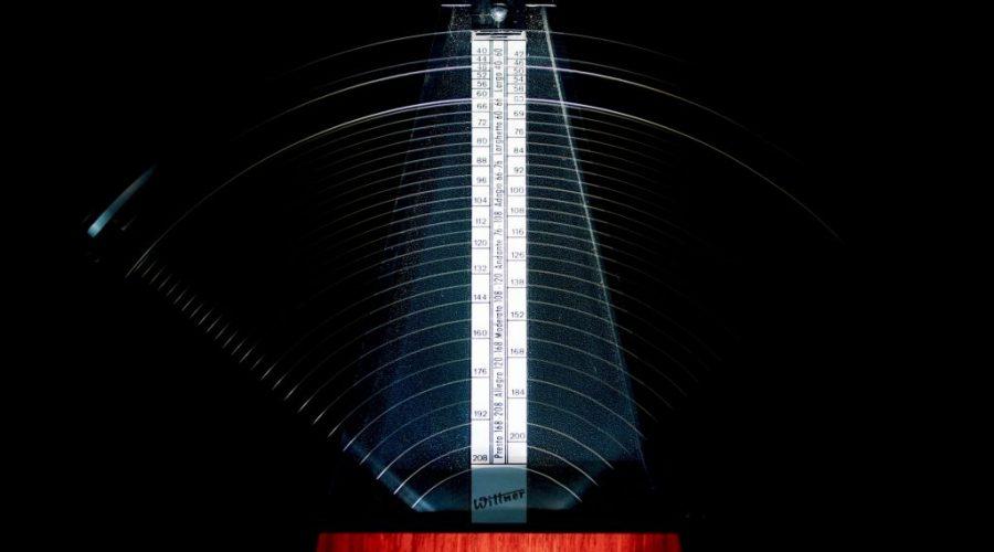 Timing – You Need a Metronome