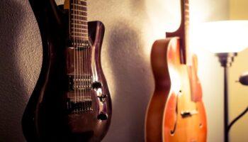 just guitar
