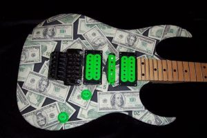 Buying a Guitar