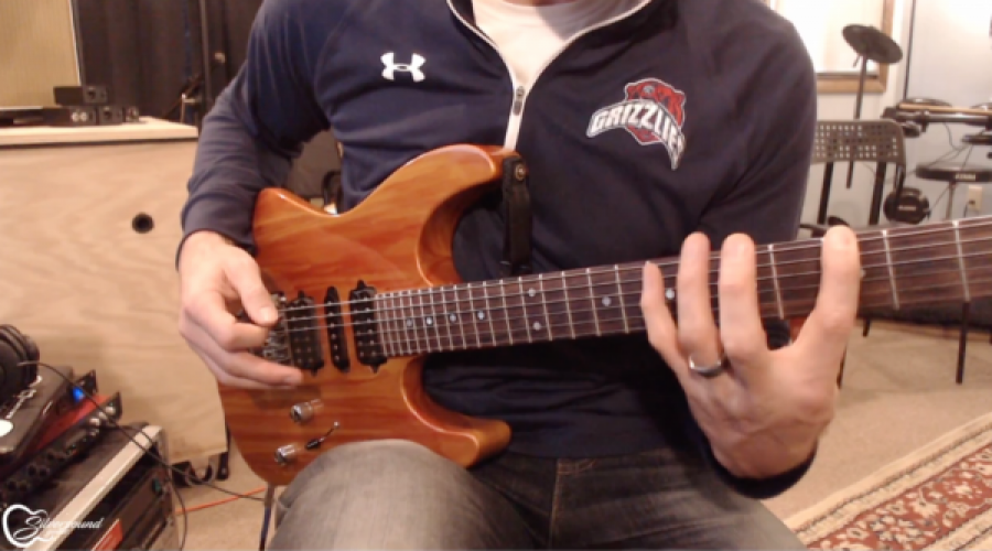 3 Easy Guitar Exercises to Get Warmed Up